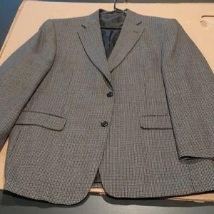 Men Sport Coat  / Blazer. 44L.  HAGGER